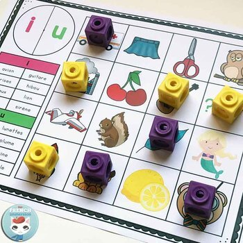 French phonics GAME | French Sounds