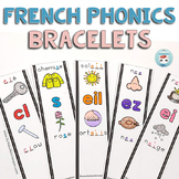 Conscience phonologique | French Phonics Bracelets | Les sons français