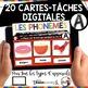 French phonics avec Boom Learning ou Cartes À Tâches Digitales (GROWING BUNDLE)