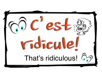 French phrase of the week/common expressions