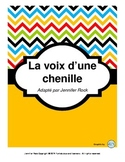 """French play """"La voix d'une chenille"""" for primary students"""
