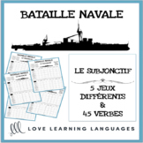 French present subjunctive battleship games