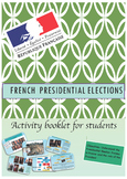 French presidential elections booklet for intermediate