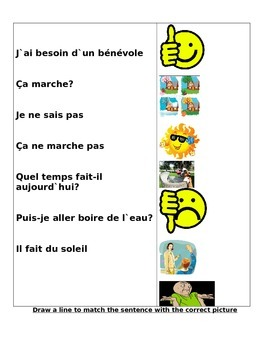 French primary reading comprehension - great for all levels