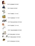 French reader's theatre scripts - Le Théâtre des lecteurs -10 scripts