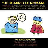French reading: Introductions