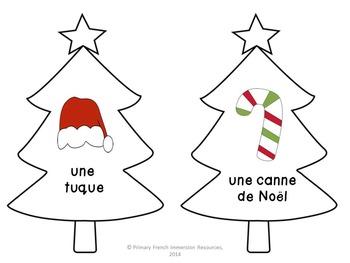 French Christmas game / Noel - Le lutin sous le sapin de Noël