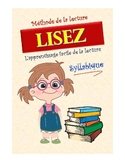 French reading program (syllabique)