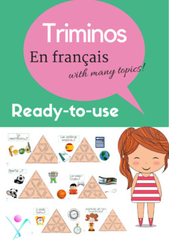 French ready-to-use triminos starters