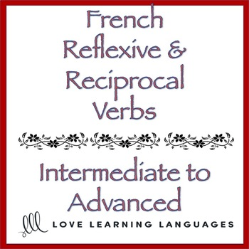 French reflexive and reciprocal verbs, idiomatic verbs included-Speaking prompts