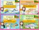 French fully interactive activities bundle NO PREP