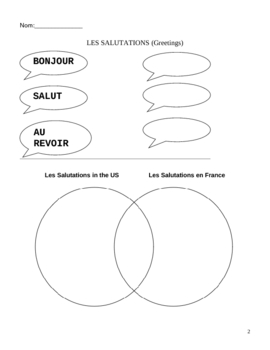 French salutations worksheet by desiree roffers tpt french salutations worksheet m4hsunfo