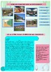 French school description, booklet for pre-intermediate