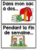French sentence starter prompts - flashcards