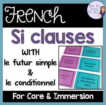 French si clause activity