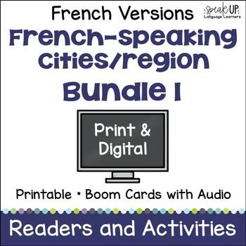 French-speaking Cities Bundle #1 {en français}