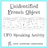 French speaking activity - Unidentified French Object Pair