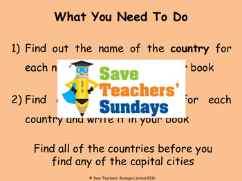 French-speaking countries Lesson plan, PowerPoint and Worksheets (with answers)