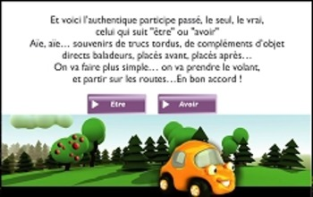 """French spelling and grammar in songs : Orthochanson """"Prenons la route"""""""