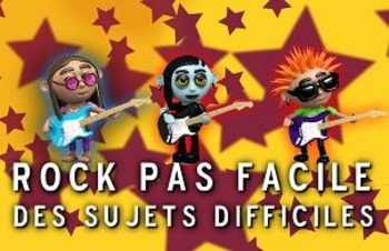 "French spelling and grammar in songs, Orthochanson ""Rock d"