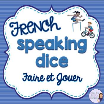 French sports speaking activity ACTIVITÉ ORALE LES SPORTS