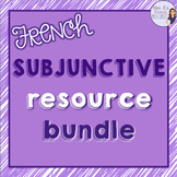 French subjunctive bundle -speaking and writing / le subjonctif