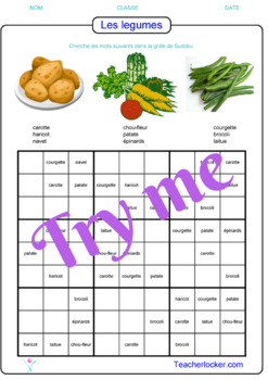 French sudoku puzzles 2
