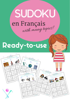 French sudoku puzzles