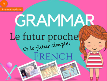 French the future tense, le future en français PPT