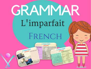 French the imperfect, l'imparfait PPT NO PREP