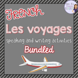 French travel bundle LES VOYAGES