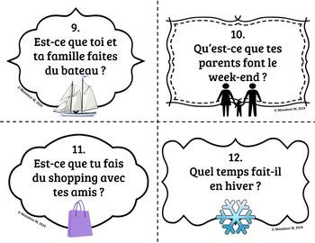 French verb FAIRE - Bundle!