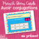 French verb avoir task cards BOOM CARDS LE VERBE AVOIR French Distance Learning