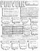 French verb pouvoir worksheet conjugation translation no prep verb practice