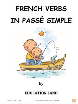 French verbs in passé simple , volume 1 (#222)