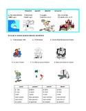 French verbs pouvoir, savoir, devoir, vouloir