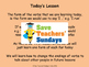 French verbs (sports) Lesson plan, PowerPoint (with audio)