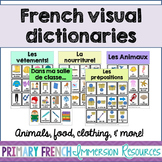 French visual dictionaries - Les dictionnaires visuels - B