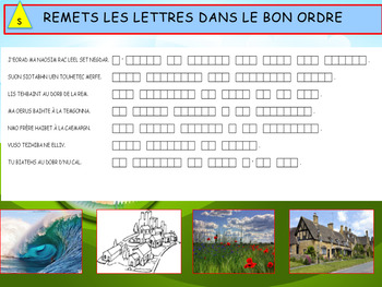 French where we live PPT for beginners