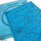 French winter writing activity - free