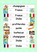 French words into foreign languages