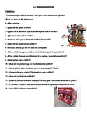 French writing prompts: La boîte aux lettres