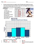 Frequency Histograms Worksheet
