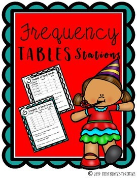Frequency Tables {Stations}