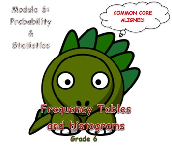 Frequency Tables and Histograms
