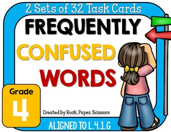 Frequently Confused Words L.4.1.G