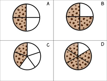 Fresh Baked Fractions [A Cookie Fraction Activity Pack]