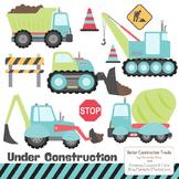 Fresh Boy Construction Clipart & Vectors