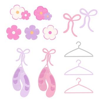 Girls Fresh Tutu Clipart - Ballet Tutus, Ballet Clipart
