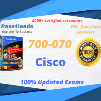 Fresh Insight: Why Students Fail In Cisco 700-070  Exam?